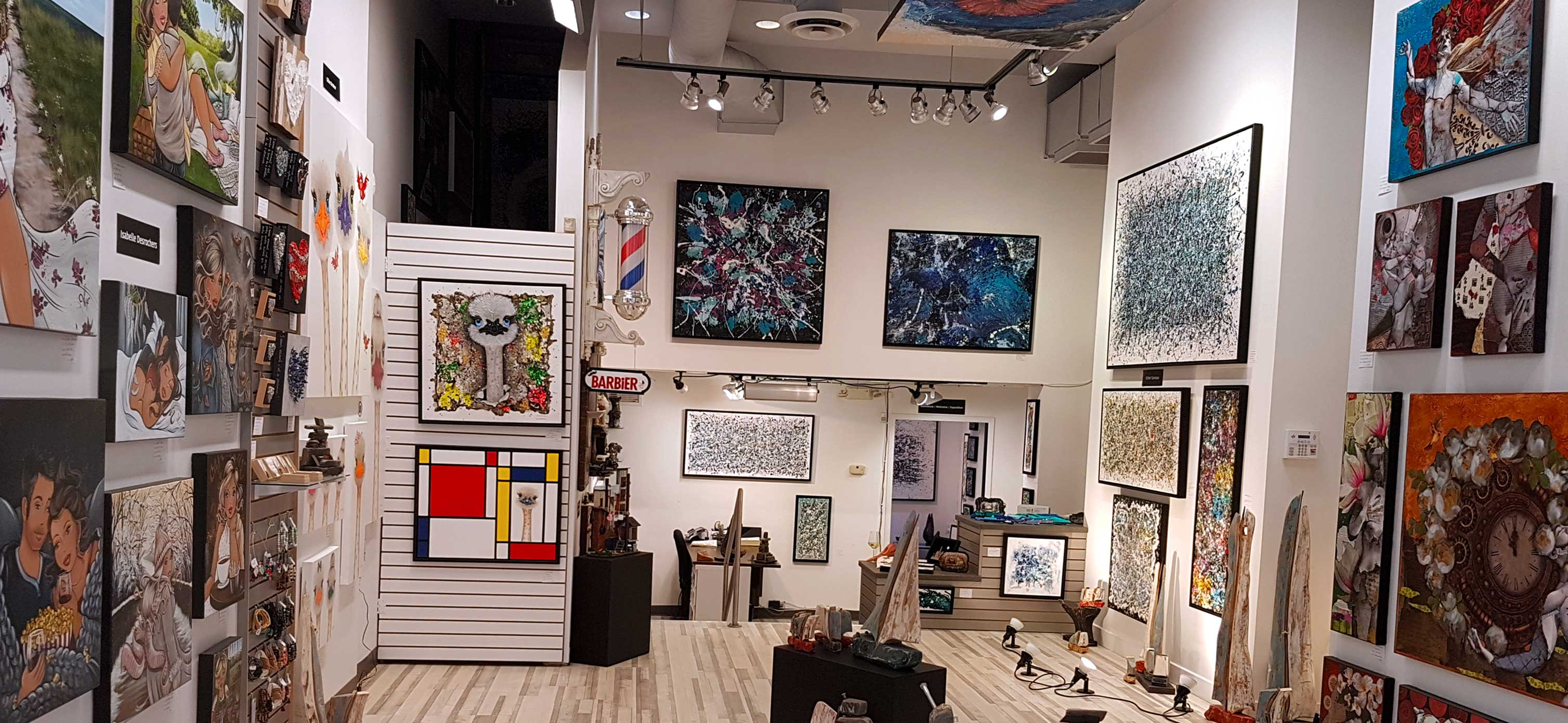 Art Galleries in Quebec City